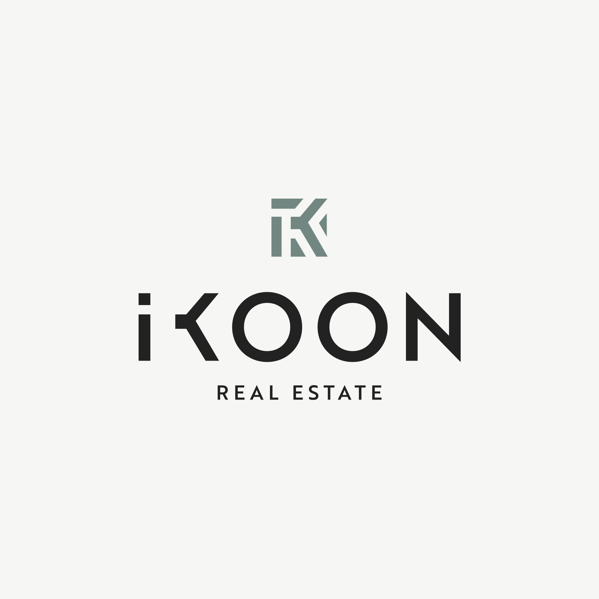 ikoon real estate logo
