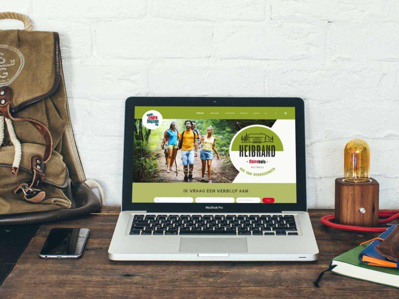 Chirohuizen website online
