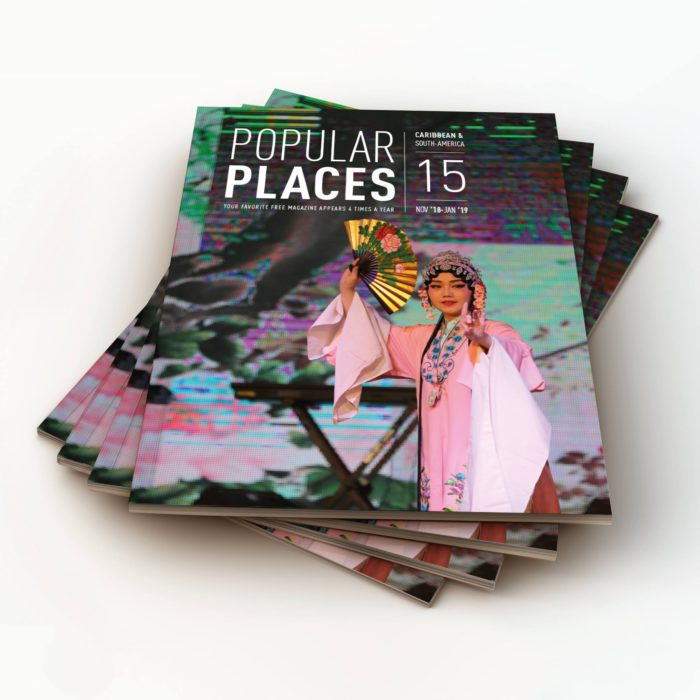 Popular Places magazine