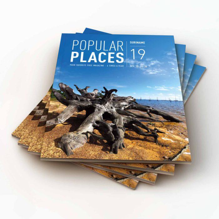 Popular Places magazine