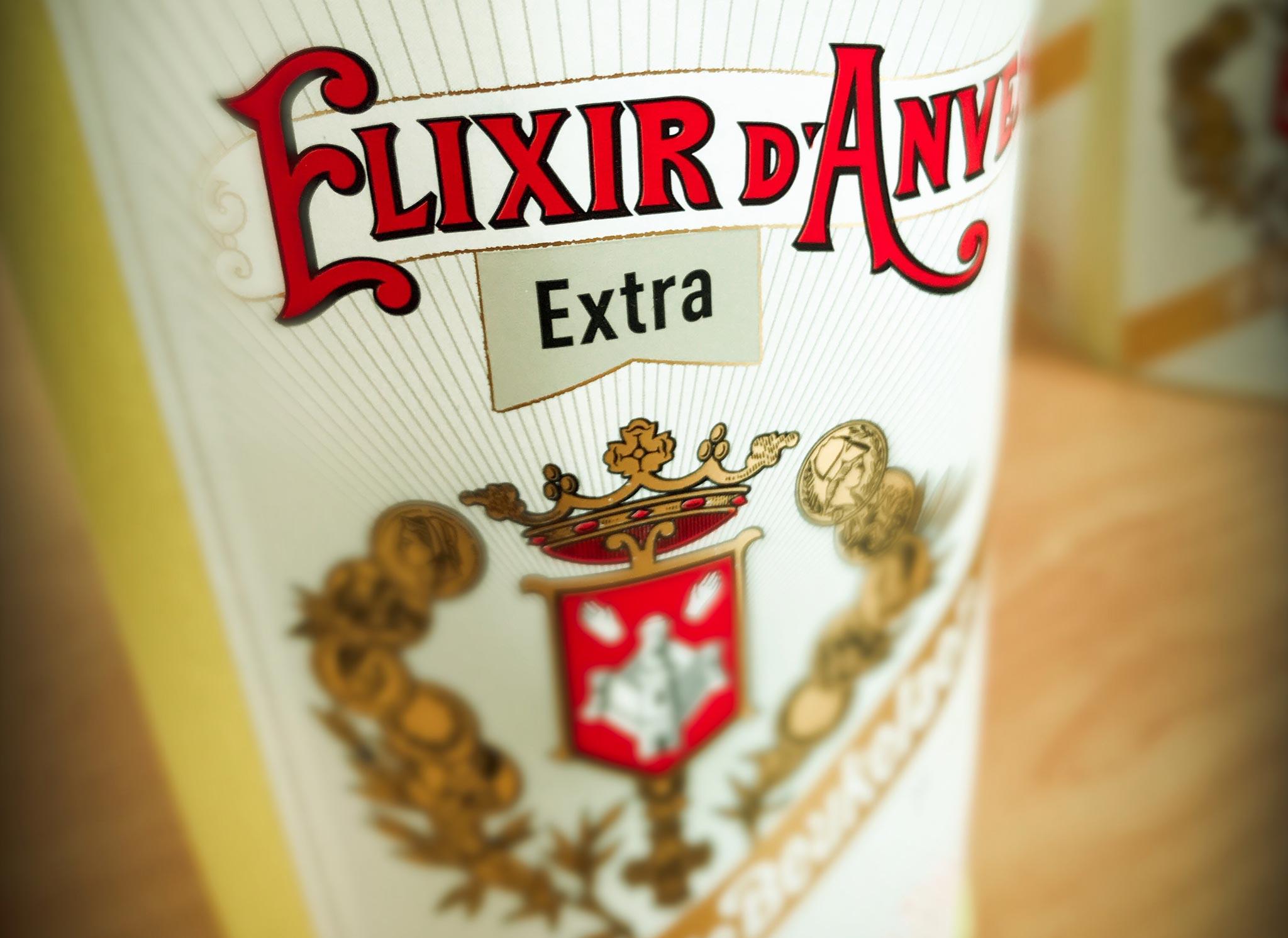 Elixir d'Anvers in het Barokjaar