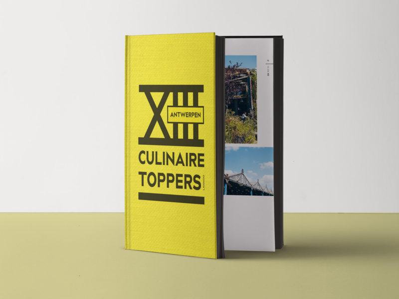 XIII Culinaire toppers in Antwerpen