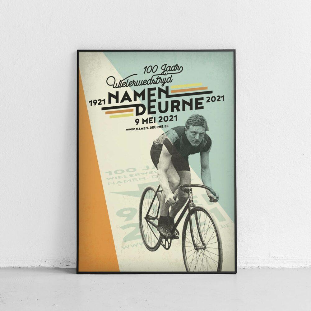 Wielerwedstrijd Namen-Deurne